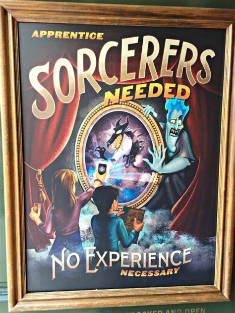 Sorcerer Of Magic Deck 2016 by Guide To Sorcerers Of The Magic Kingdom At Disney World