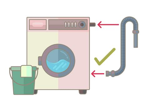 How To Clean A Washing Machine Drain 9 Steps (with Pictures