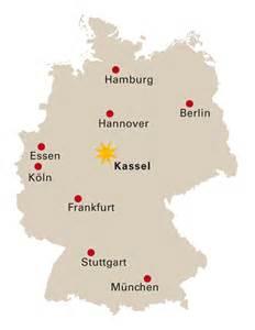 Location - Hotel - Hotel Gude in Kassel