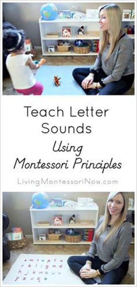 teaching letter sounds to preschoolers teach letter sounds to your child using montessori 845