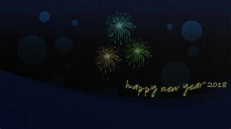 Happy New Year 2018 Wallpaper Hd