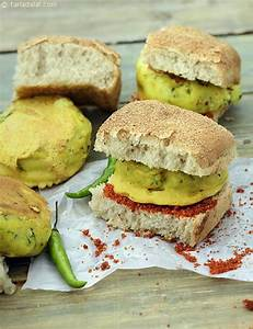 Healthy Vada Pav recipe Quick Indian Healthy Recipes