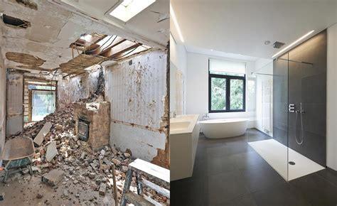 wie lange dauert bad renovieren haus renovieren kosten