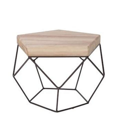 table basse industrielle bois metal magazine holder coffee table with white wooden plate coming b wadiga