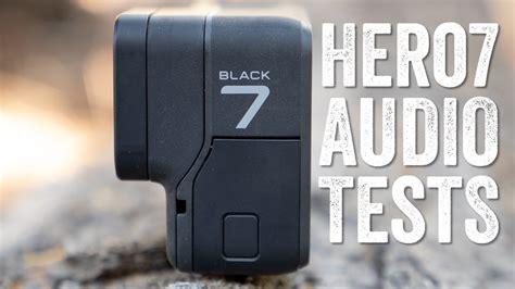 gopro hero black audio mic testsamples youtube