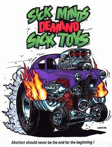 Funkie Big Daddy : art by ed roth rat fink o l ve ~ Michelbontemps.com Haus und Dekorationen