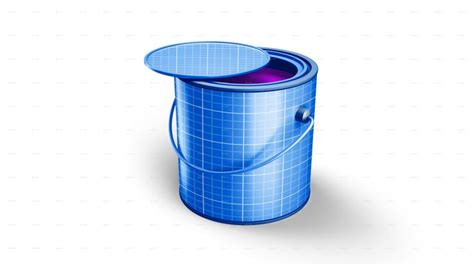 Hey there lovely readers & fans! Paint Bucket Mockup #3d, #acrylic, #box, #branding, # ...