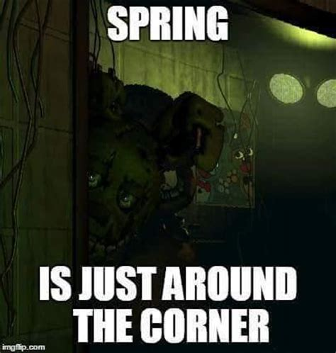 Spring Memes - 165 best images about anything 5 nights freddy s on pinterest fnaf butter and sister location