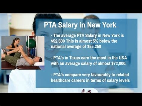 Pta Assistant Salary by Physical Therapy Assistant Schools New York Pta Salary