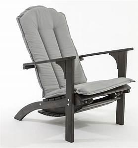 Gartenstuhl Mit Fußteil : adirondack chair stuhl deckchair taupe grau gartenstuhl mit fu teil massivholz ebay ~ Frokenaadalensverden.com Haus und Dekorationen