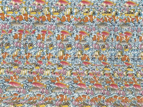 Estereogramas 3D Max Imagenes Ocultas en 3D
