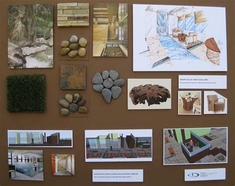 home design board duong designs office concept floorplan material board