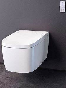 Vitra Dusch Wc : vitra wand wc komplettset sp lrandlos mit dusch wc sitz weiss inkl touch fernbedienung dusch ~ Orissabook.com Haus und Dekorationen