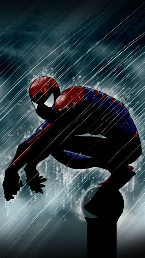 spiderman iphone wallpaper hd wallpapersafari
