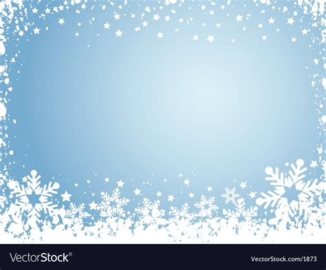 Blue Snowflake Background Images by Snowflake Background Royalty Free Vector Image