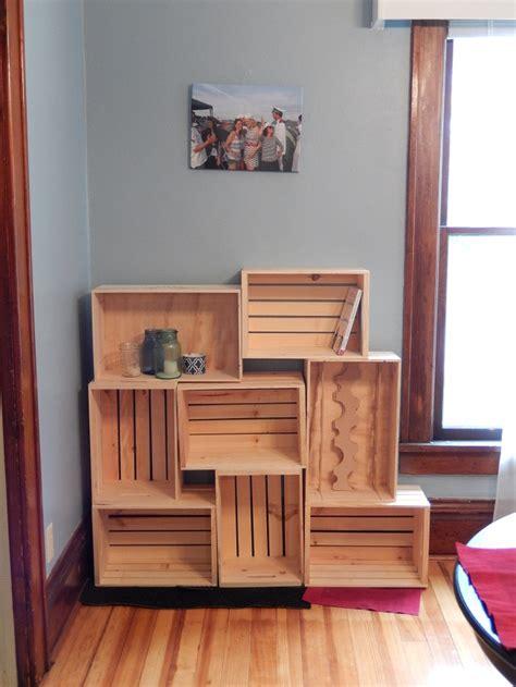 wine rack crate shelves 25 diys guide patterns