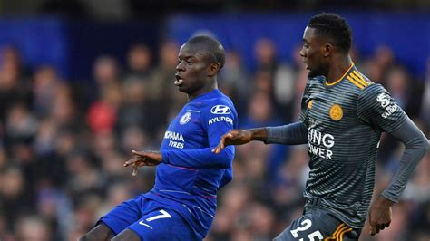'He's A Machine' - Ndidi speaks out on comparisons With N ...