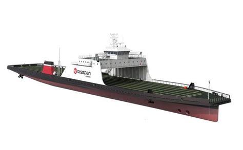 m ro bureau bureau veritas contract for seaspan canadian gas fuel unit