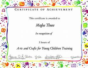 Templates for certificates for children http for Kid certificate templates free printable