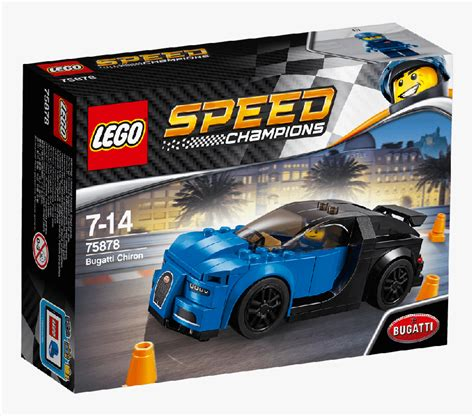 Frequent special offers and discounts up to 70% off for all products! Speed Champions Bugatti Chiron - Lego Speed Champions Bugatti, HD Png Download - kindpng
