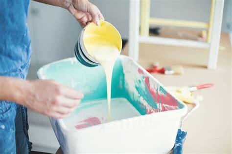 Wandfarbe Mit Wasser Verdünnen wandfarbe verd 252 nnen 187 so wird s gemacht