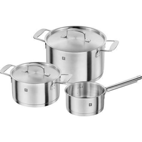 zwilling cookware base 3pcs pcs