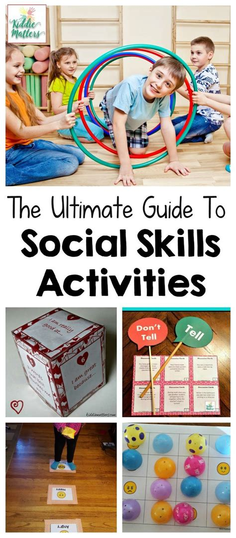 ultimate social skills activities guide with tips 826 | c0ad275d90b6c6f4e6223744c5f9c207
