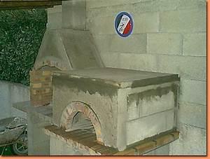 Four Pizza Exterieur : comment construire four a pizza ~ Melissatoandfro.com Idées de Décoration