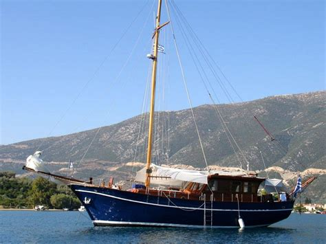 greek motorsailer  greece boatscom