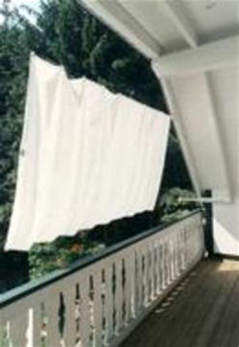 Kleines Sonnensegel Für Balkon by Sonnenschutz Und Sichtschutz F 252 R Ihren Balkon Balkon