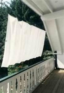 Sonnenschutz Für Den Balkon : sonnenschutz und sichtschutz f r ihren balkon balkon loggiatyp ~ Markanthonyermac.com Haus und Dekorationen