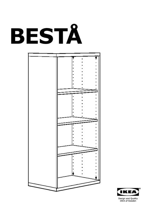 BestÅ Storage Combination With Doors Marviken White (ikea