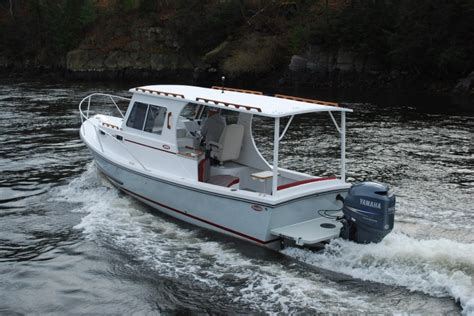 Types Of Pilot House Boats by Research 2012 Eastern Boats 248 Islander Extended Top