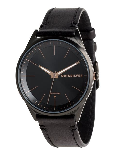 bienville leather analog 3613373216731 quiksilver