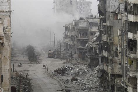 Syria No consensus reached on aid efforts ICRC