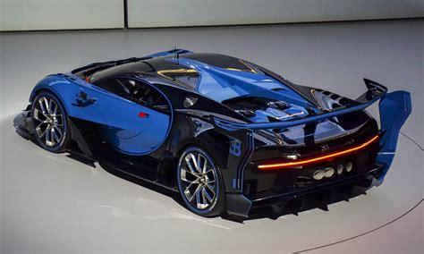 Bugatti Gran Turismo Price by Bugatti Vision Gran Turismo Concept