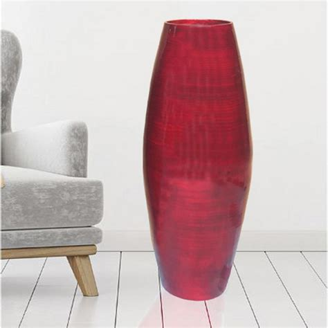 Floor Vases by Uniquewise 27 5 In Bamboo Decorative Floor Vase