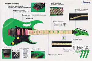 The Story Of The Ibanez Jem  How Steve Vai U0026 39 S