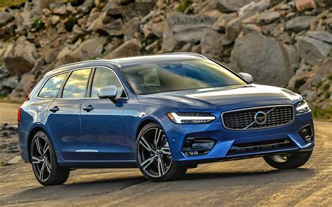 Review 2018 Volvo V90 First Drive Ny Daily News  Autos Post