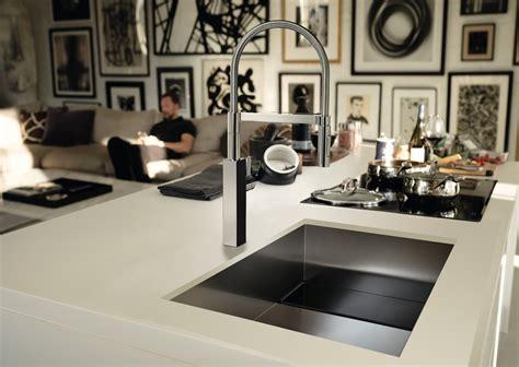 franke brings crystal kitchen sink