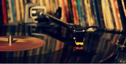 Record Spinning Player Vinyl Records Spin Gifs