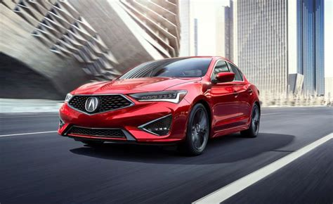 2019 acura ilx gets a heavy refresh with more tech lower