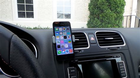 kenu airframe smartphone car mount youtube
