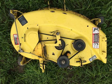 Deere Lx176 Deck Diagram by Deere Lx176 38 Quot Mower Deck Assembly Lx173 Lx178 Lx186