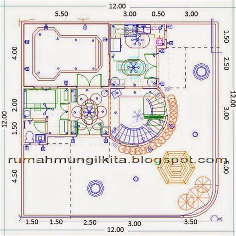 desain rumah tanah bentuk  info lowongan kerja id
