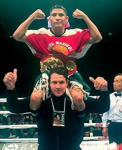 Reynoso-trained Argumedo set to defend 105-pound title ...