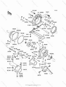 Kawasaki Jet Ski 1999 Oem Parts Diagram For Jet Pump