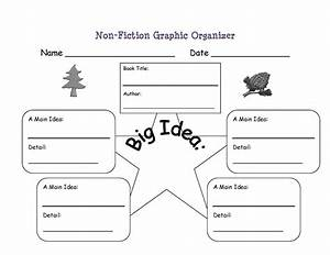 Sequencing Graphic Organizer For Second Grade - smart ...