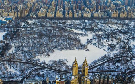 Central Park Winter Iphone Wallpaper by Central Park Winter Aerial Mac Wallpaper