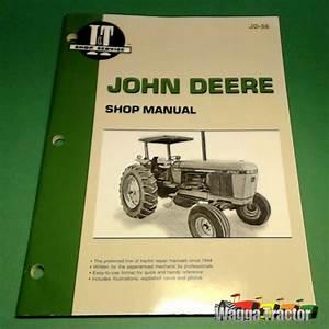 Jd56 Workshop Manual John Deere 2840 2940 2950 Tractor Can